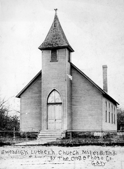 Bethel Swedish Lutheran Church, 1907 low res