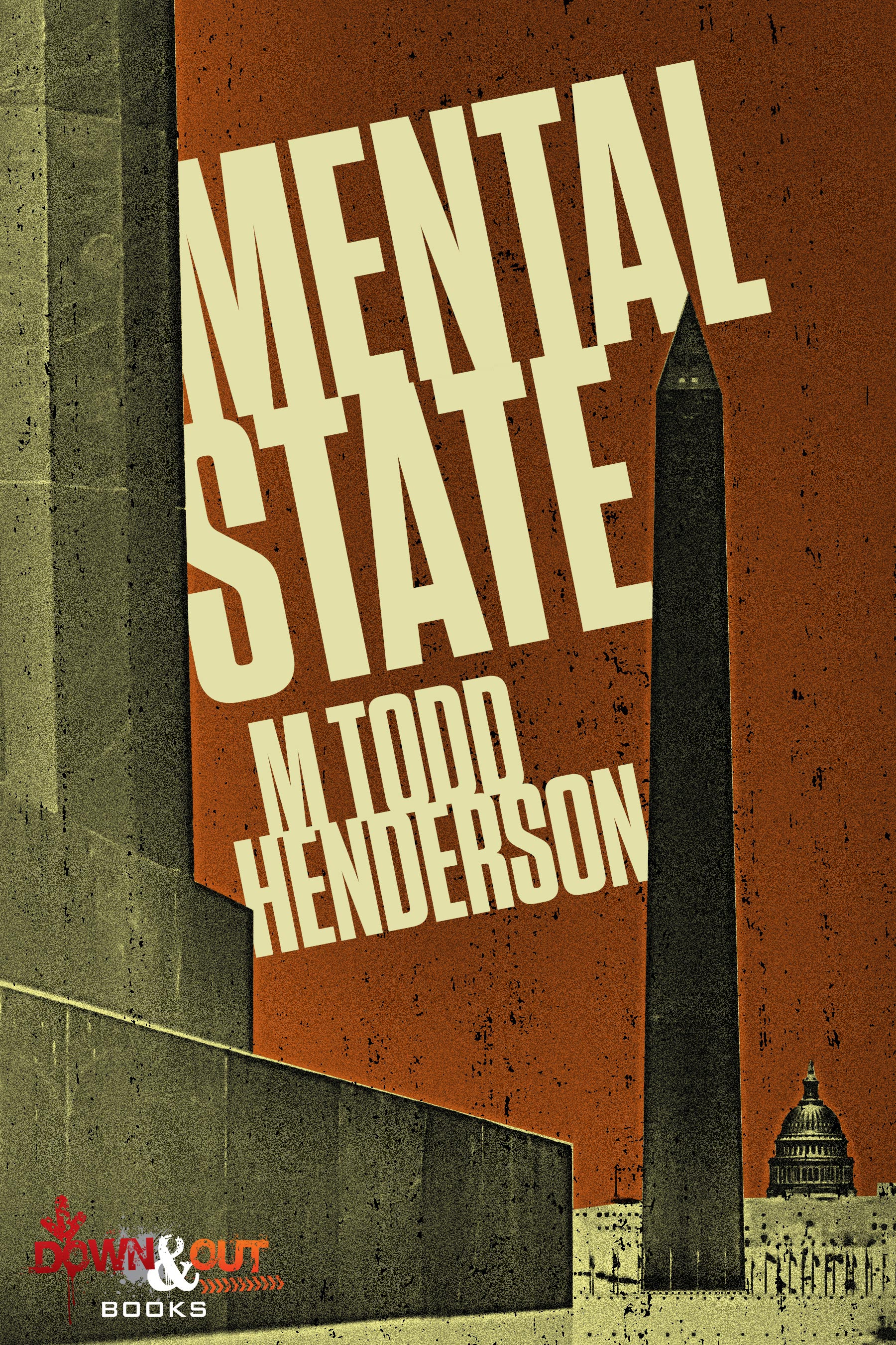 Who Murdered the Supreme Court Candidate: Mental State, a mystery novel by Law Professor M. Todd Henderson