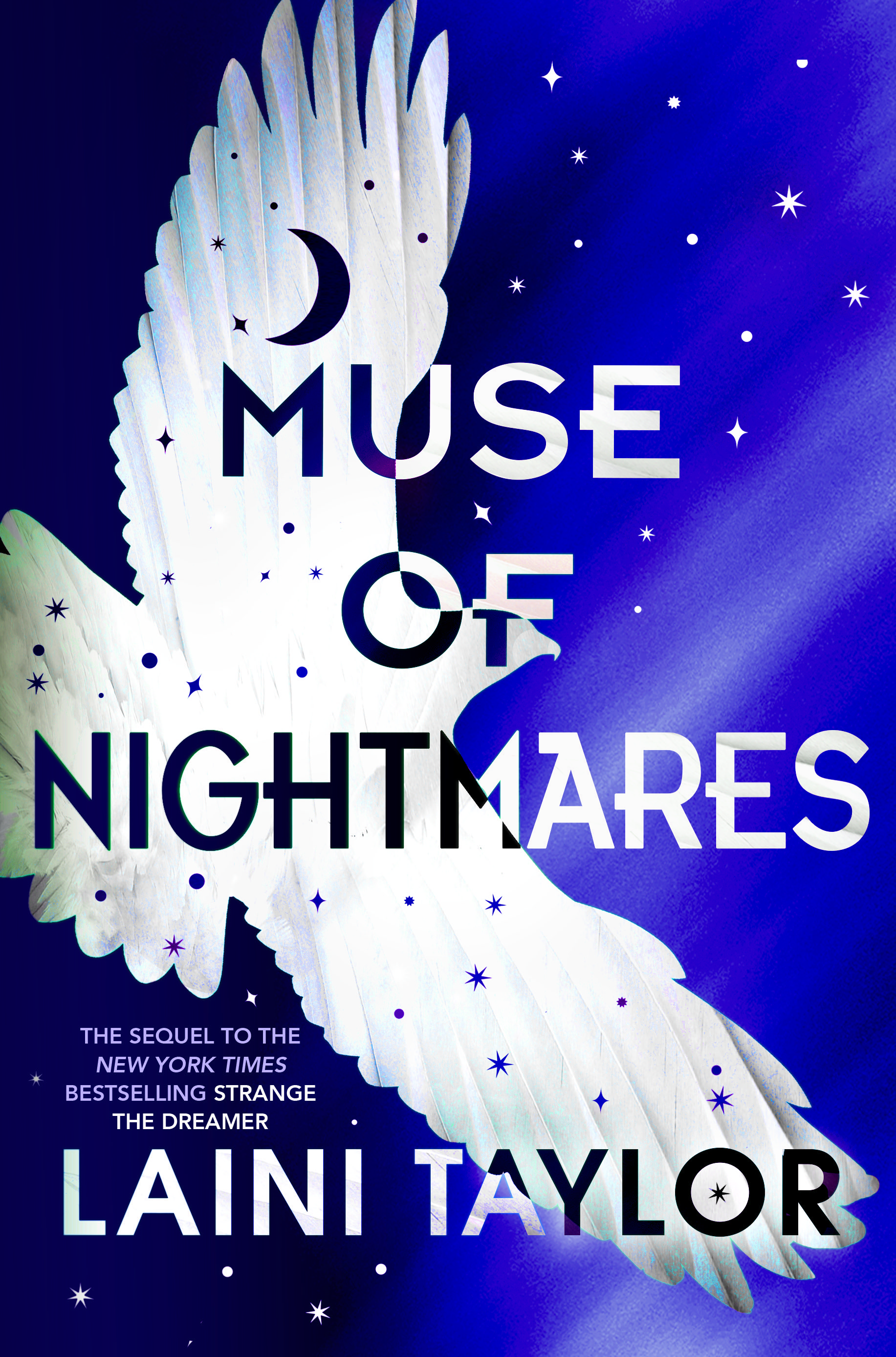 Muse of Nightmares: Second in the Epic Fantasy Series Strange the Dreamer