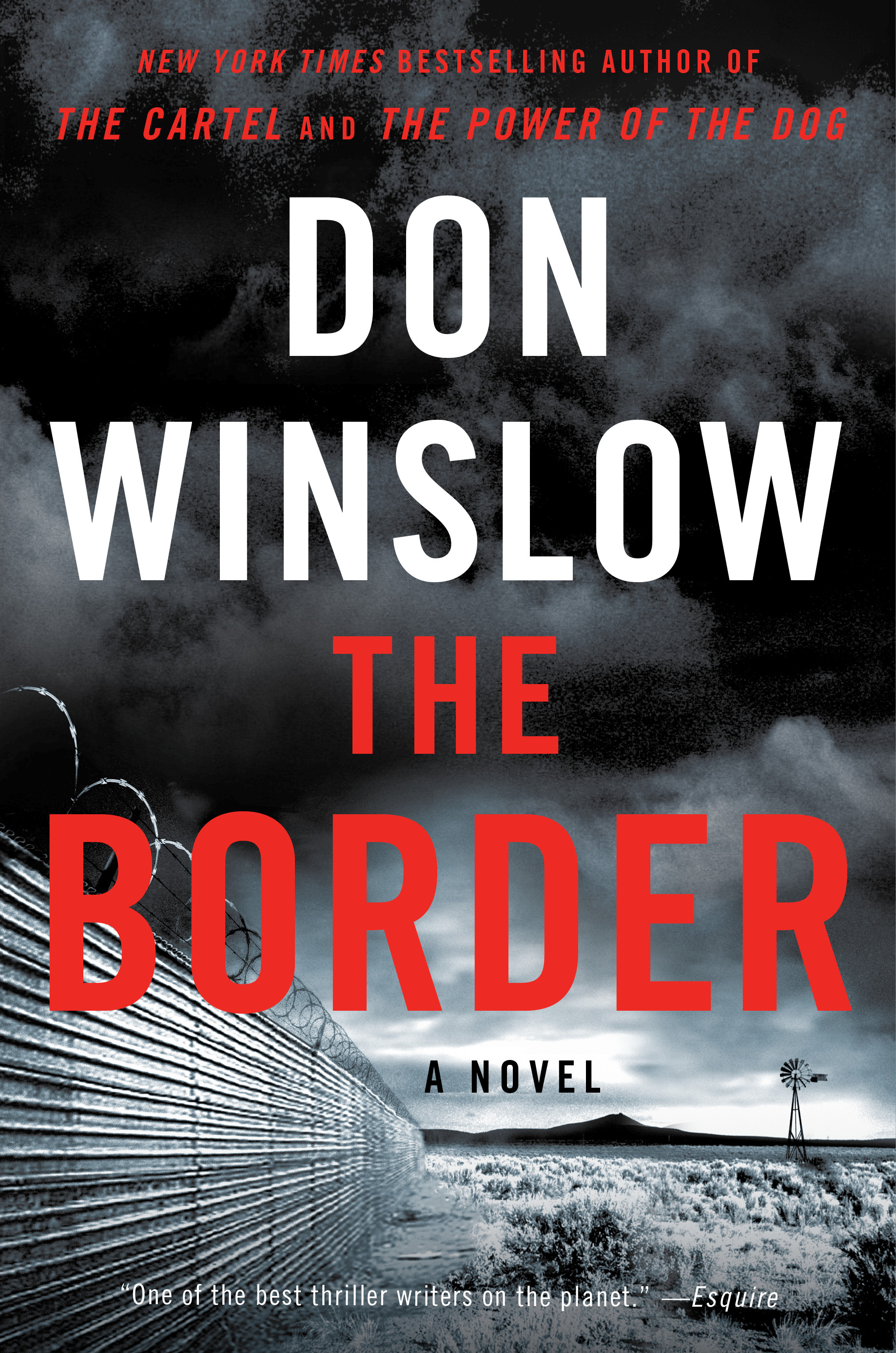 The Border: The final book in Don Winslow's Cartel Trilogy