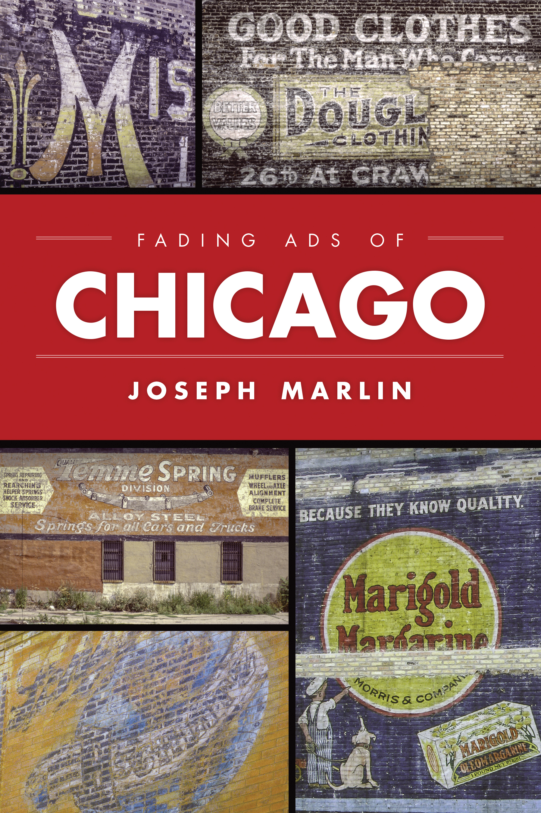 Fading Ads of Chicago