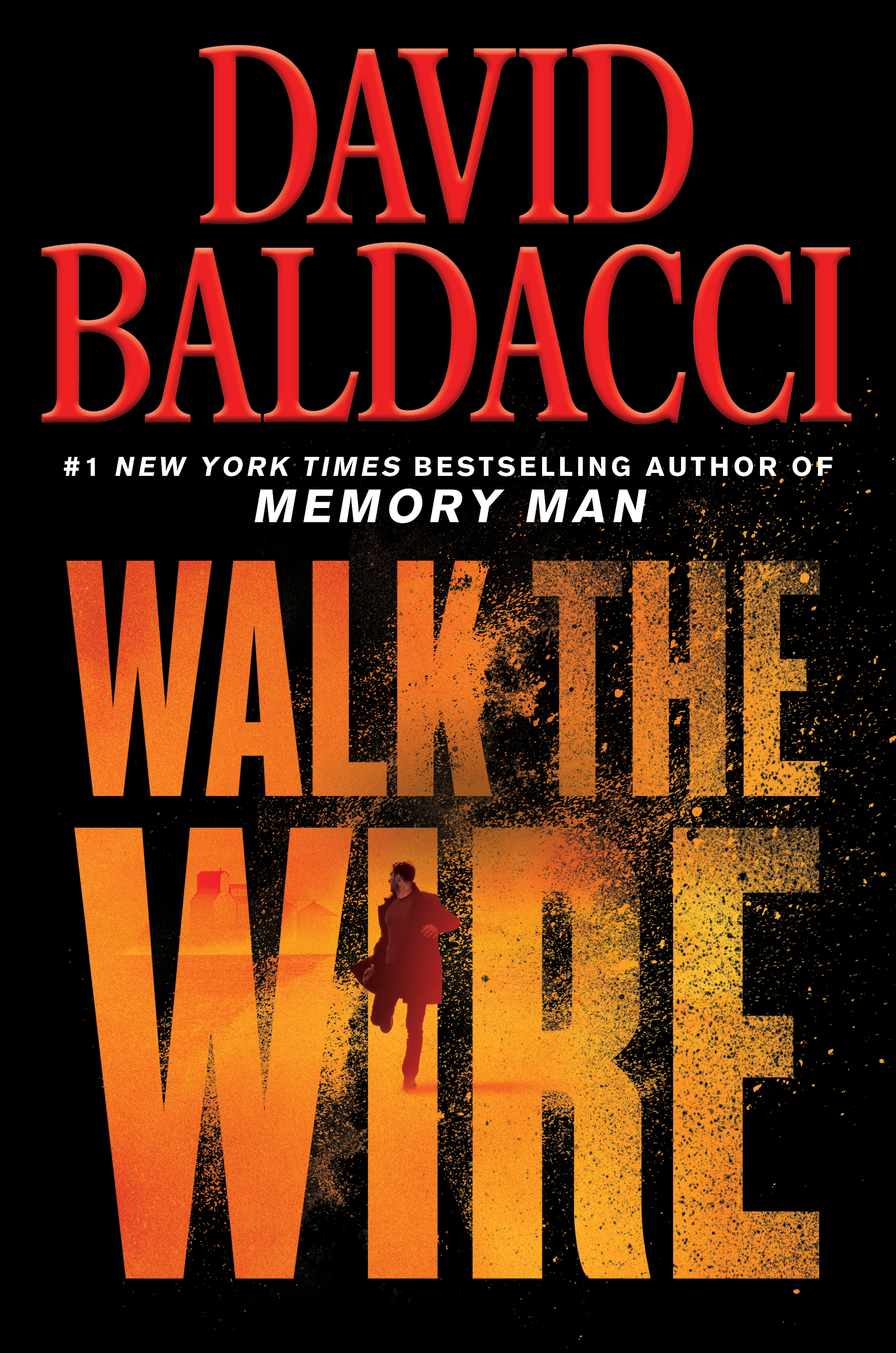 Walk the Wire by David Baldacci