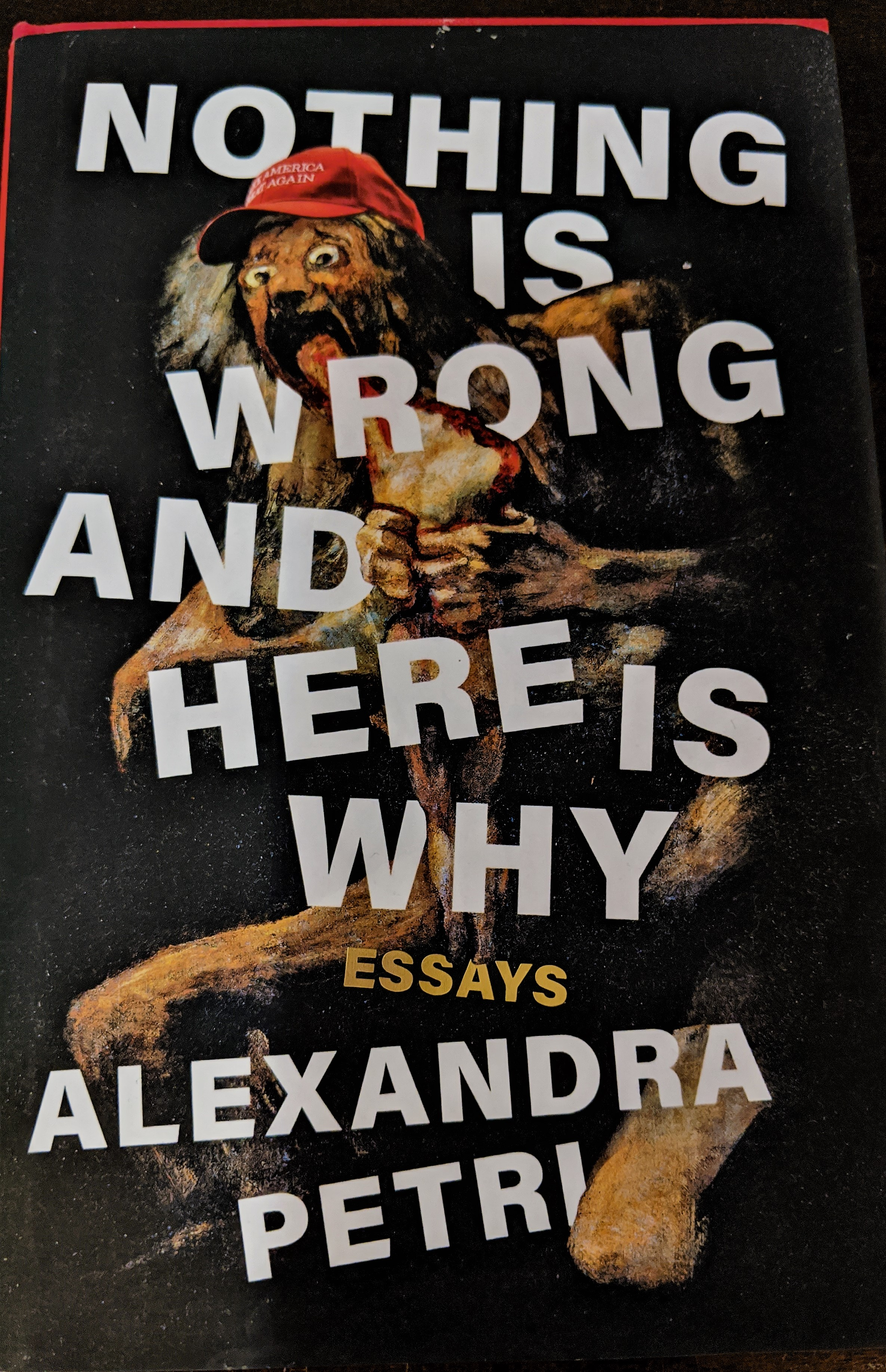 Alexandra Petri: Nothing is Wrong and Here is Why