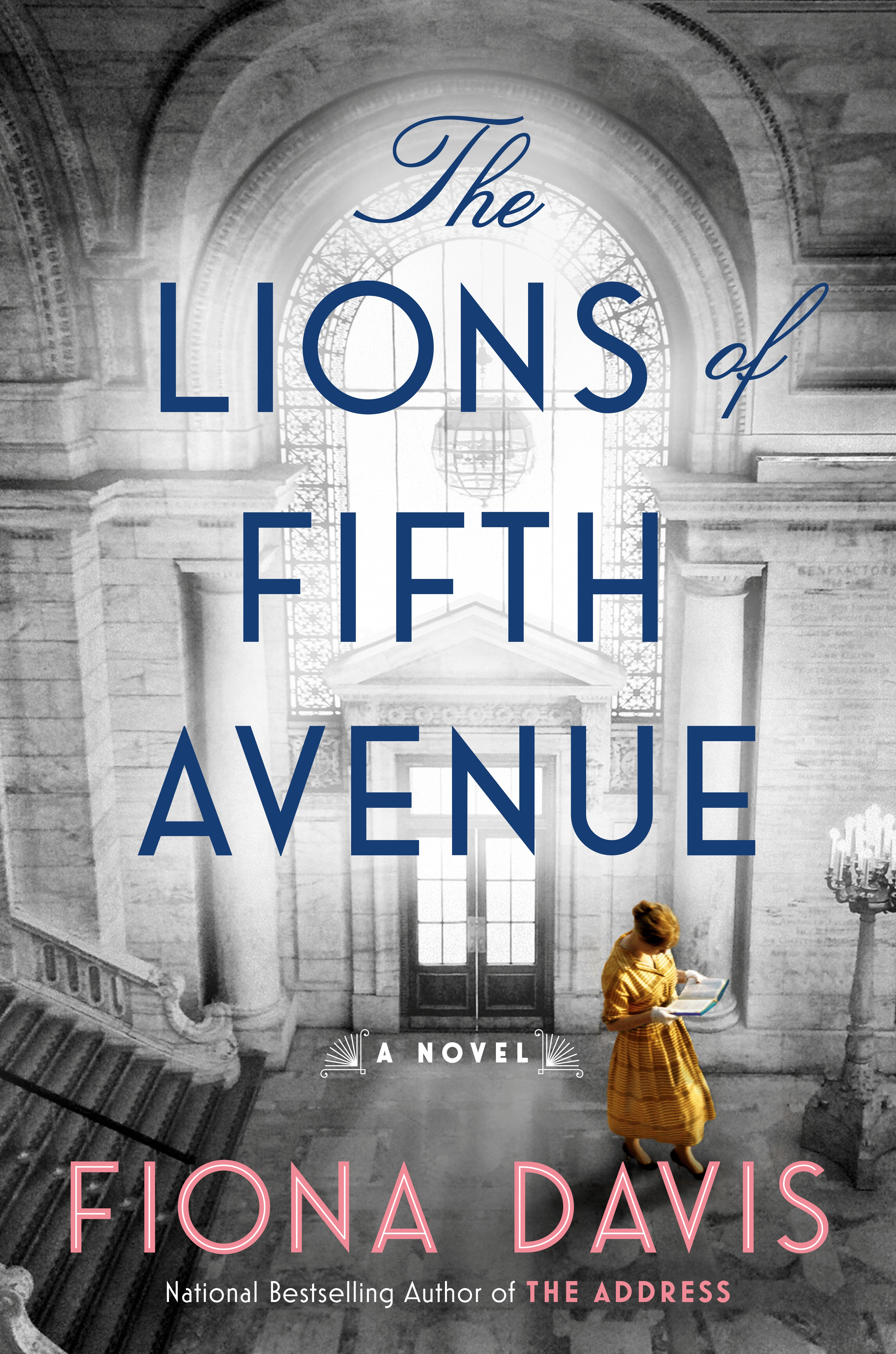 New mystery explores New York in the 1910s and 1990s