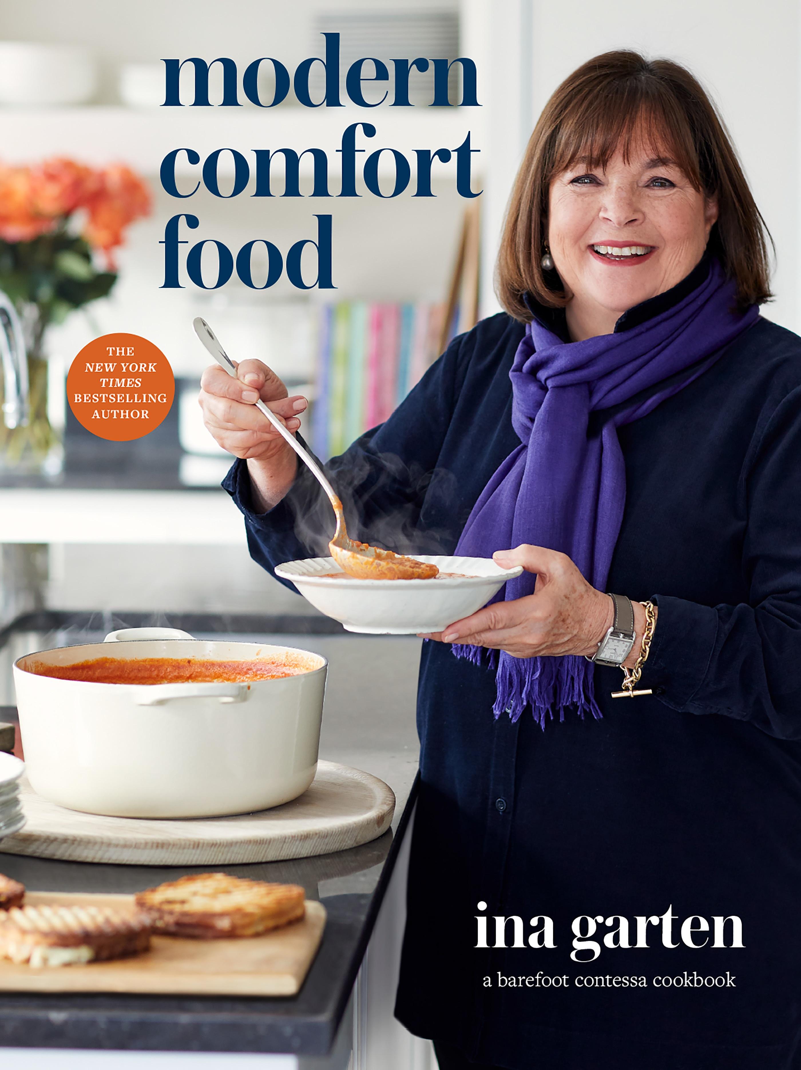 Ina Garten: Modern Comfort Food