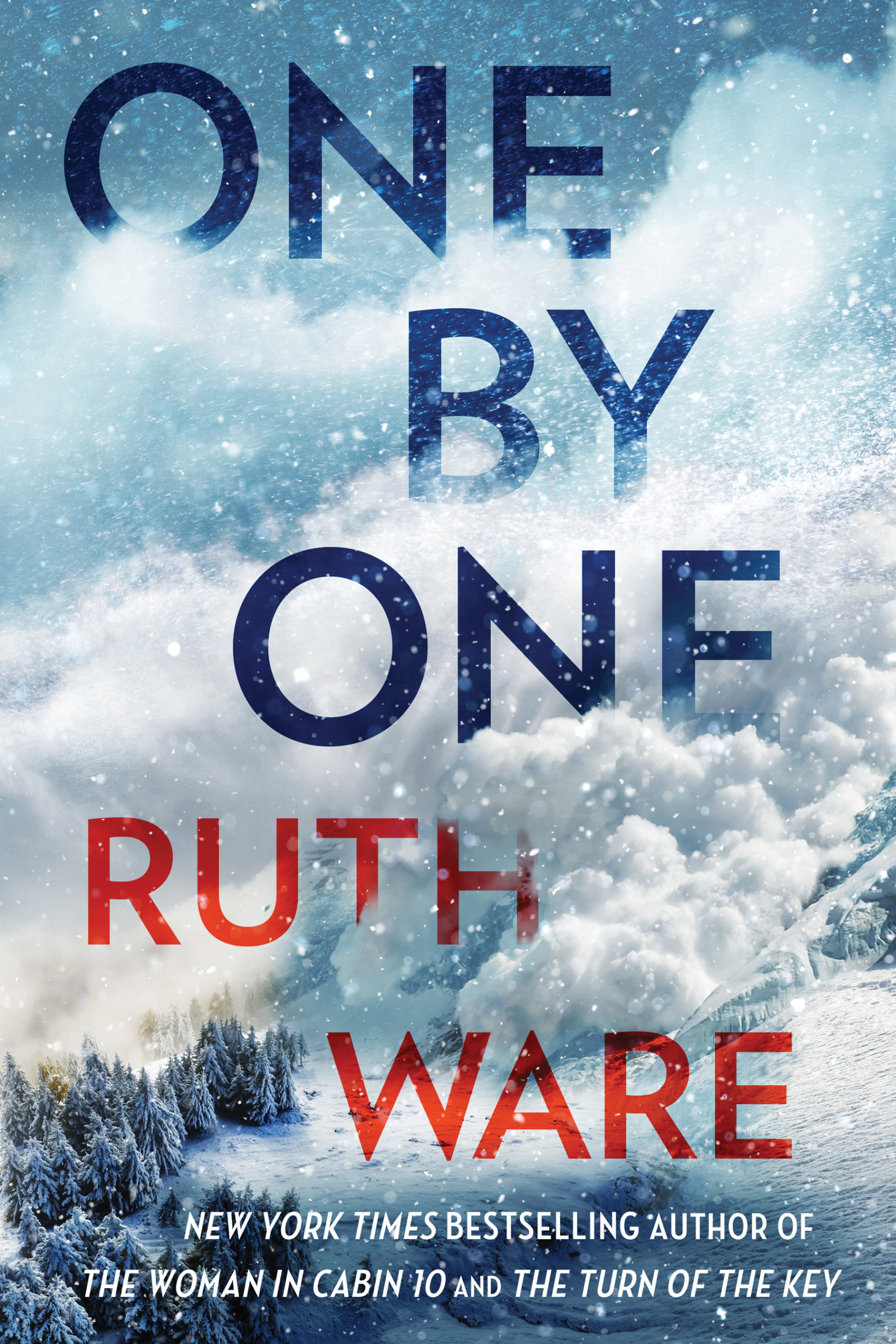 One by One: Ruth Ware's Locked Door Mystery