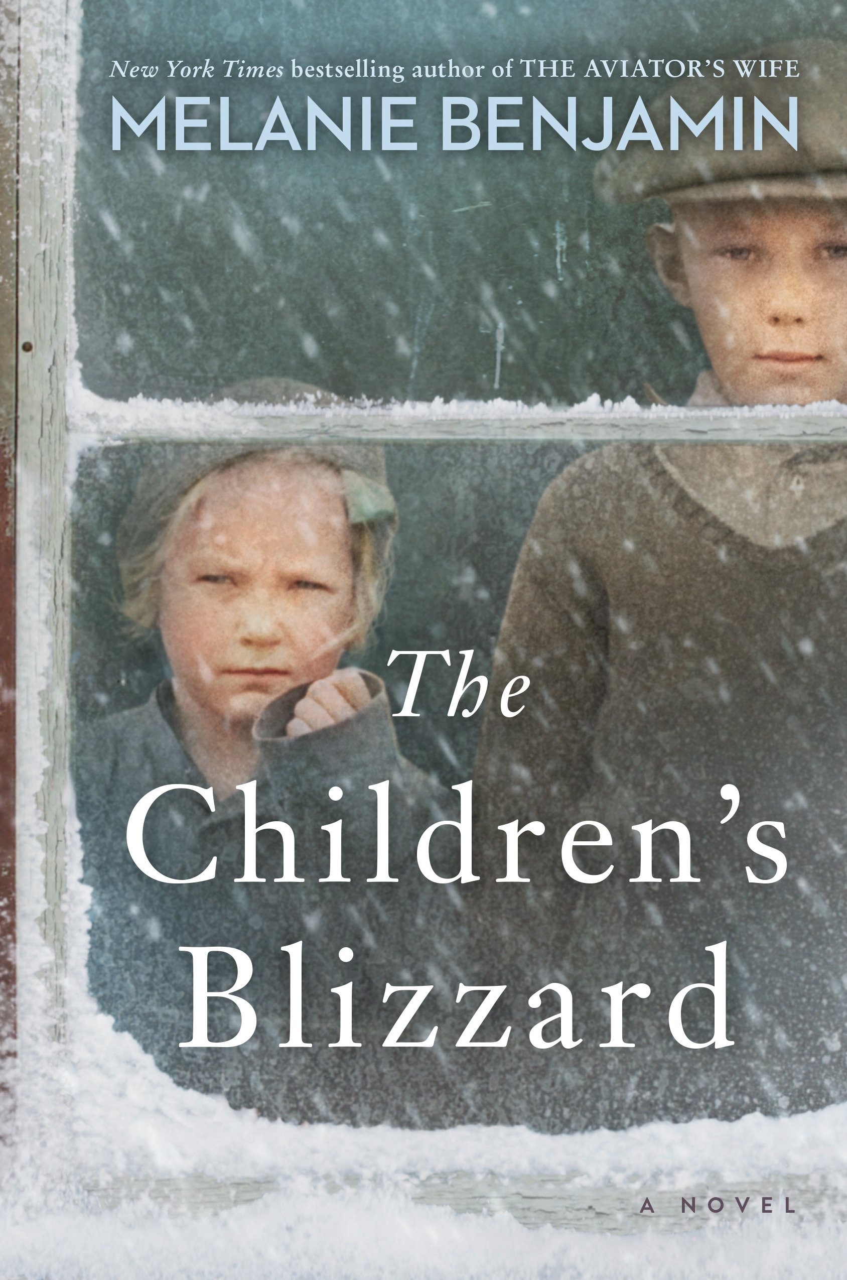 The Children's Blizzard: A Historic Novel of the Nebraska Prairie