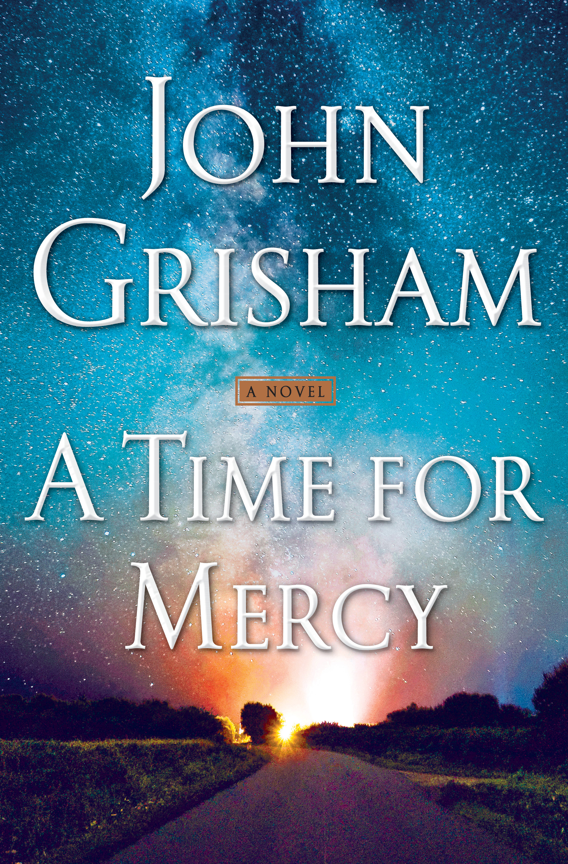 "John Grisham Returns to Mississippi in ""A Time for Mercy"""